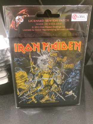 Iron Maiden Patch 6